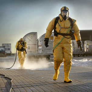 HazWoper training